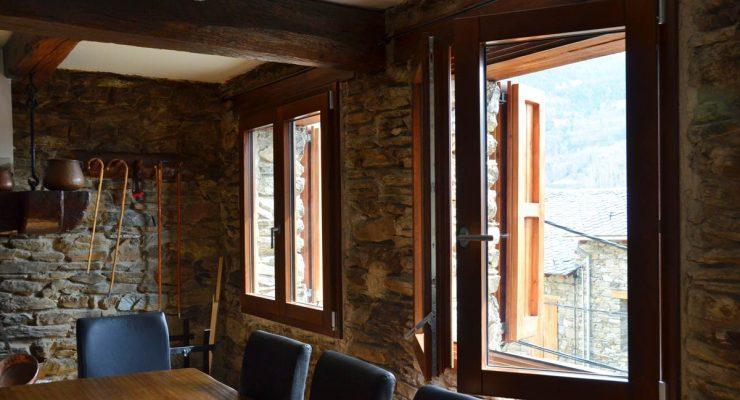 Ventanas de aluminio color madera precios free puertas de for Ventanas de aluminio color madera precios