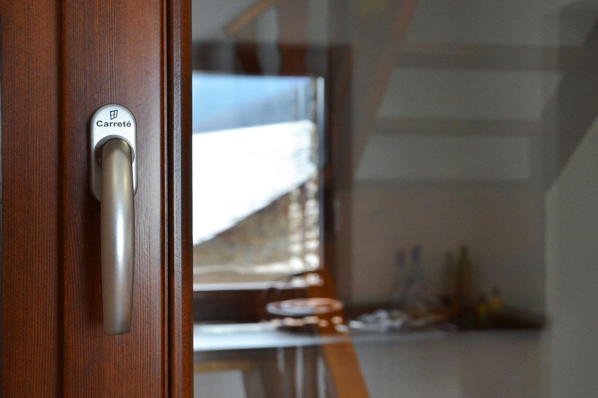 ventanas mixtas de madera y aluminio aislamiento térmico fabricadas por Carrteté Ventanas en Queralbs Cataluña- Ripollès eficiencia energética