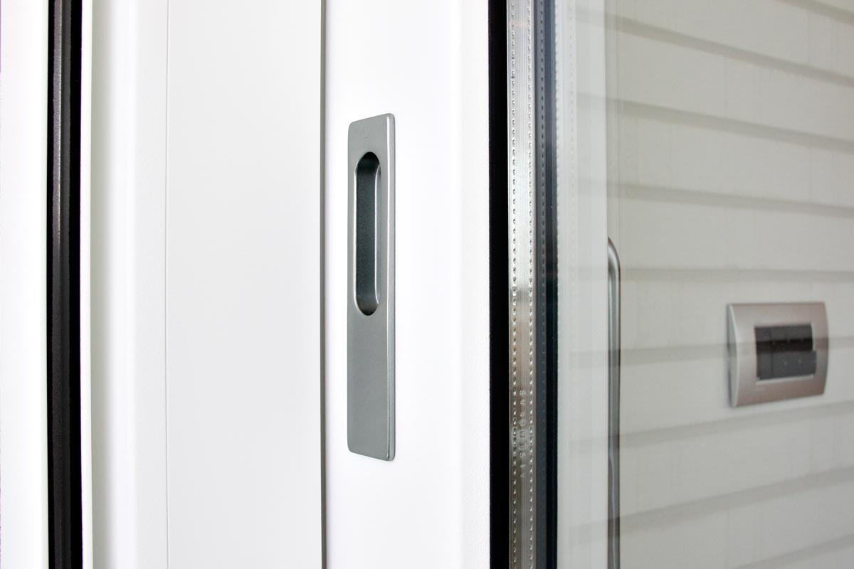 Cierre seguridad ventana aluminio great amazing with for Seguridad ventanas correderas