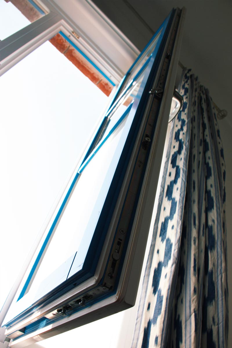 finestres de fusta de pi perfil europeu Hotel Mas Passamaner fabricades per Carreté Finestres fabrica de finestres a La Selva del Camp-Silva 68