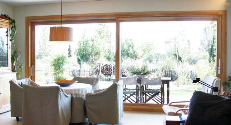 Nuevas ventanas de madera en Lleida