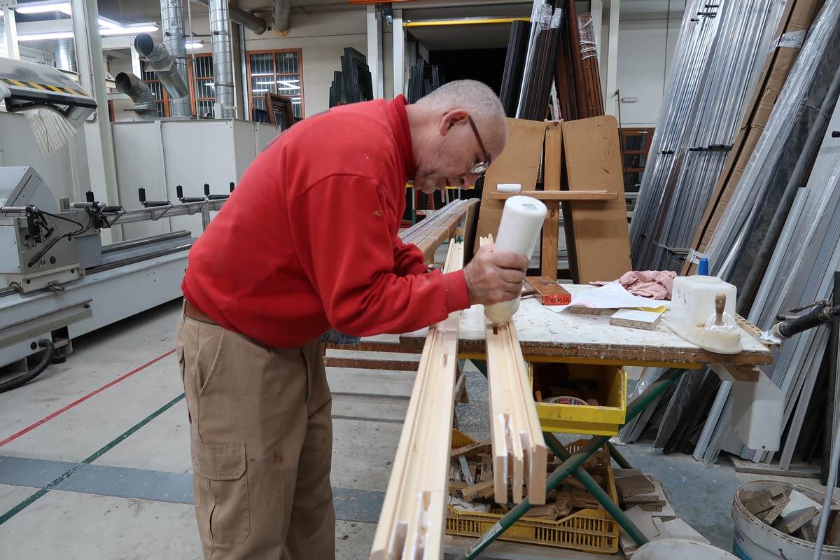 fabricación ventanas madera ahorro energético y económico-Carreté Finestres