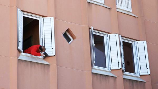 ventanas mixtas de aluminio y madera Tarragona