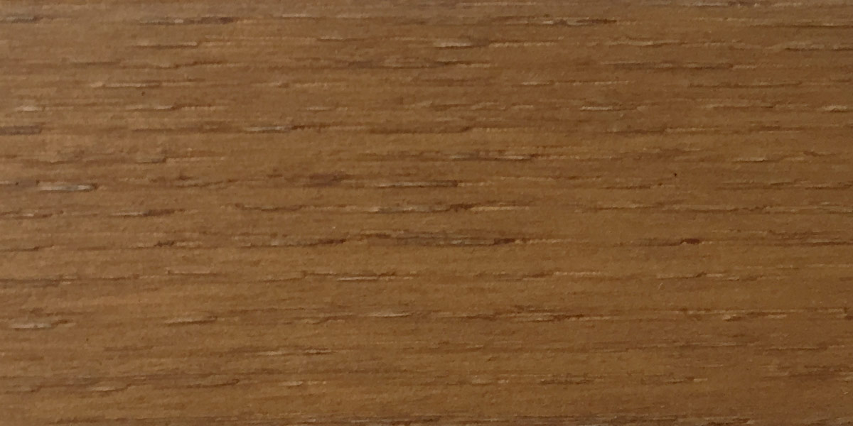 Carreté Finestres - muestrario colores ventana mixta de madera y aluminio mate Castaño AM-549/00 AZ-2705/00