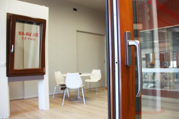 sol·liciti pressupost de finestres de fusta i finestra mixta de Carreté Finestres