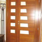 Carreté Finestres - puerta de entrada de diseño