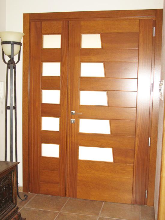 Carreté Finestres - porta d'entrada de disseny
