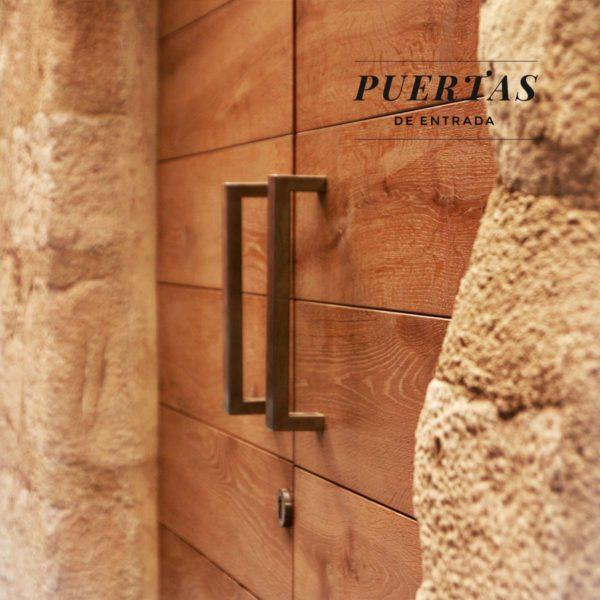 Carreté Finestres - cerramientos y puertas de entrada de madera