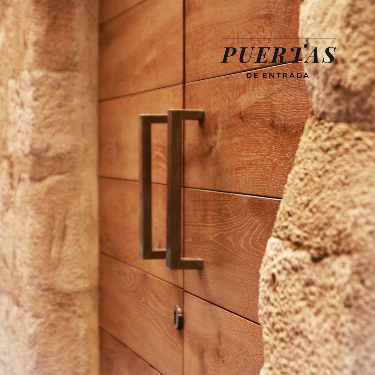 Carreté Finestres - tancaments i portes d'entrada de fusta