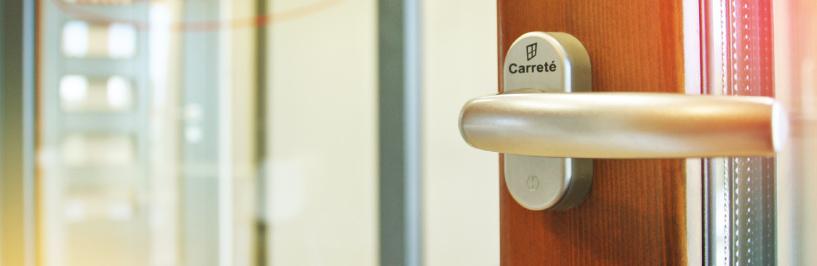 Carreté Finestres - muestrario de colores de ventanas de madera