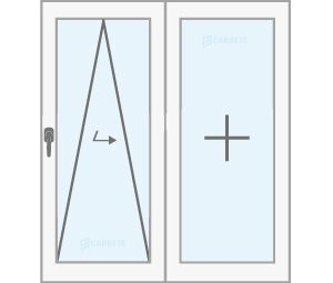 ventana osicilobatiente paralela catalogo productos fabrica de ventanas y cerramientos Carreté Finestres