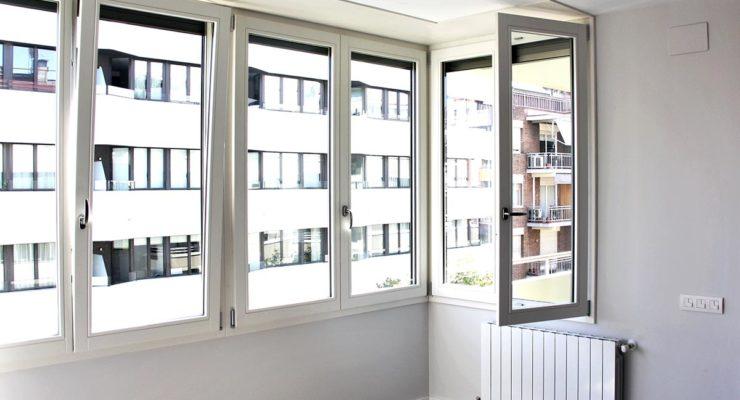 Ventanas de madera en Barcelona: Casa J. Espona